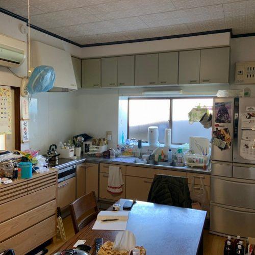 静岡県,島田市キッチン改修工事
