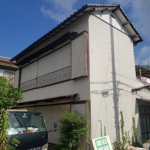 静岡市葵区春日町,アパート改修工事