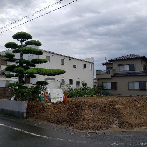 静岡市清水区.木造解体工事