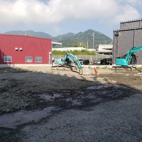 静岡県静岡市駿河区,土間撤去工事