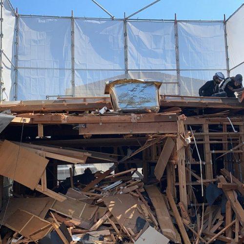 静岡県,静岡市木造解体