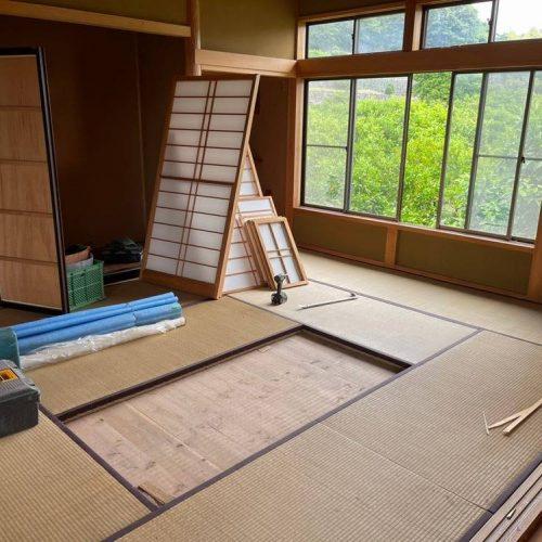 静岡市清水区,内装改修工事