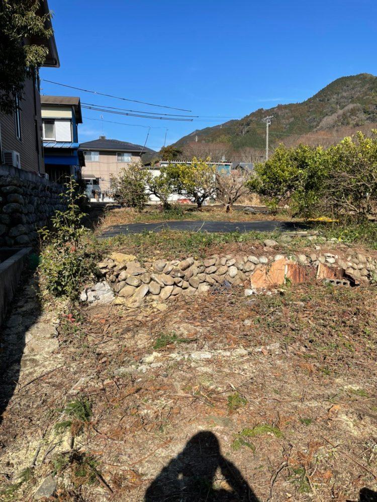 静岡市清水区 樹木伐採工事