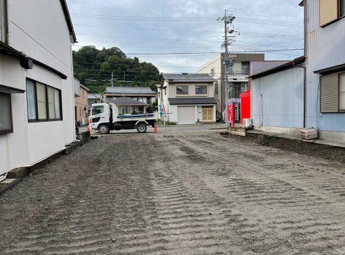 静岡県静岡市駿河区,木造解体工事
