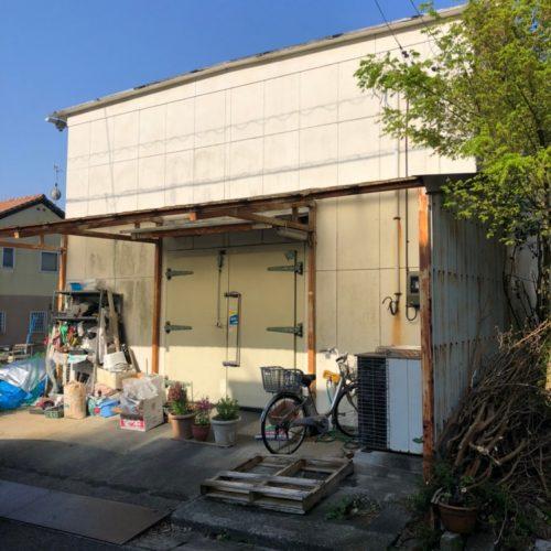 静岡市 解体工事