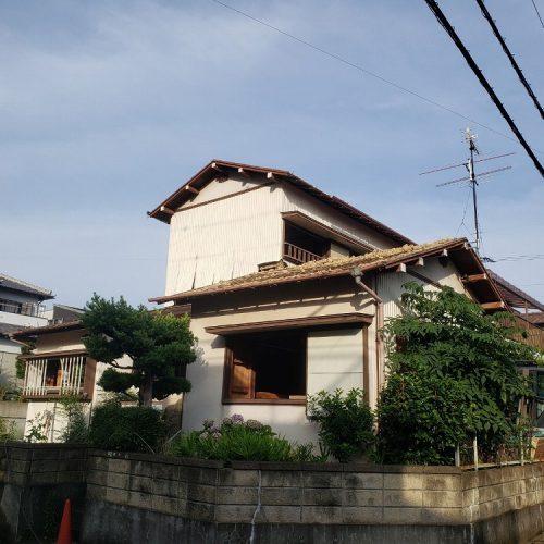 静岡県静岡市清水区,木造解体工事